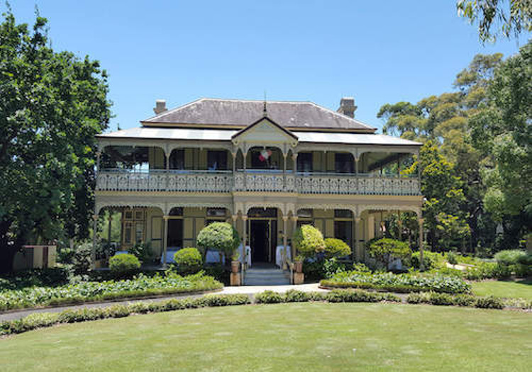 de brennan blog preserving the past insights into Mosman heritage homes image2